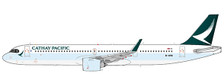 JCEW421N009 | JC Wings 1:400 | Airbus A321neo CATHAY PACIFIC REG: B-HPB  | is due: March-2021