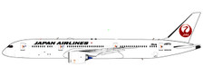 JCEW2789006 | JC Wings 1:200 | Boeing 787-9 JAPAN AIRLINES REG: JA877J (with stand) | is due: March-2021