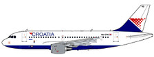 JC2145 | JC Wings 1:200 | Airbus A319 CROATIA AIRLINES REG: 9A-CTG (with stand) | is due: March-2021