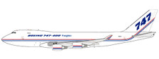 JC4446 | JC Wings 1:400 | Boeing 747-400F BOEING COMPANY REG: N6005C| is due: March-2021