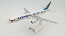 613262 | Herpa Snap-Fit (Wooster) 1:200 | Boeing 757-200 Iron Maiden (Astraeus) G-STRX, 'Ed Force One', The Final Frontier Tour 2011 | is due: May 2021