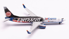 613200 | Herpa Snap-Fit (Wooster) 1:200 | Boeing 737-800 Sun Express TC-SRC, 'Eintracht SGE Express' | is due: May 2021