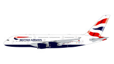 GJBAW1932 | Gemini Jets 1:400 1:400 | Airbus A380 British Airways G-XLED | is due: february 2021