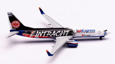 535236 | Herpa Wings 1:500 | Boeing 737-800 Sun Express Eintracht Frankfurt SGE Express TC-SPC | is due: March 2021