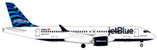 535298 | Herpa Wings 1:500 | Airbus A220-300 Jetblue Hops N3044J | is due: March 2021