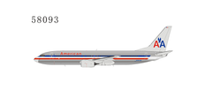 NG58093 | NG Model 1:400 | Boeing 737-800 American Airlines N955AN old colours | is due: February 2021