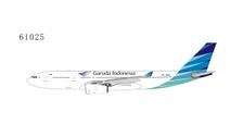 NG61025 | NG Model 1:400 | Airbus A330-200 garuda PK-GPO | is due: February 2021