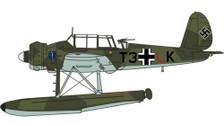 OXAC106 | Oxford Die-cast 1:72 | Arado AR196 Bordflieger Staffel Bismark 1943 | is due: may 2021