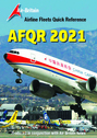 AFQR21 | Air-Britain Books | Airline Fleets Quick Reference 2021