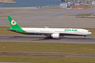 PH04364 | Phoenix 1:400 | Boeing 777-300ER EVA Air B-16740 | is due: March 2021