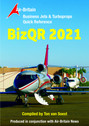 BJQR21 | Air-Britain Books | BizQR Business Jets & Turboprops Quick Reference 2021 - Ton van Soest I is due: March 2021