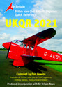 UKQR21 | Air-Britain Books | British Isles Civil Aircraft Registers Quick Reference 2021 | is due: March 2021