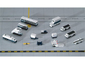 GJARPTSETA | Gemini Jets 1:400 | Airport Accessories - Airport Service Support Vehicles (GSE)