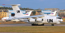 A2009 | 1:200 | Ilyushin IL-76T United Nations RA-76457 | is due: April-June 2021