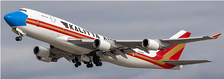 JC20120  | JC Wings 1:200 | Boeing 747-400 Kalitta Air  Mask Livery Reg: N744CK | is due: April 2021