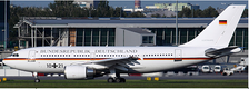 JC2786  | JC Wings 1:200 | Airbus A310 German Air Force Reg: 10+21(with stand) | is due: April-2021
