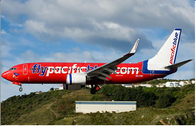 WB2006 | Aviation 200 1:200 | Boeing 737-800FE Pacific Blue ZK-PBI: is due: March-2021