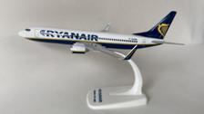 PP-737-Ryan | Toys | Boeing 737-800 Ryanair (plastic)