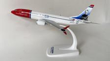 PP-NOR-737 | Toys | Boeing 737-800 Norwegian EI-FYA (plastic)