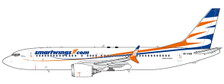 LH4189 | JC Wings 1:400 | Boeing 737 Max 8 Smartwings OK-SWB | is due: May 2021