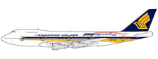 EW4742001 | JC Wings 1:400 | Boeing 747-200 Singapore Airlines 9V-SIA | is due: May 2021