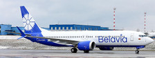 LH2306 | JC Wings 1:200 | Boeing 737 MAX 8 Belavia Belarusian Airlines EW-528PA | is due: May 2021
