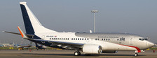 LH2307   JC Wings 1:200   Boeing 737-700BBJ Netherlands Government PH-GOV   is due: May 2021