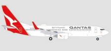 535502   Herpa Wings 1:500   Qantas Boeing 737-800 – VH-VZR Coral Bay   is due: September-2021