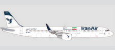 535458   Herpa Wings 1:500   Iran Air Airbus A321 EP-IFA   is due: September-2021