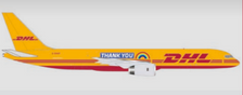 535526   Herpa Wings 1:500   DHL Air Boeing 757-200F Thank you G-DHKF   is due: September