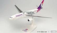 613408   Herpa Snap-Fit (Wooster) 1:200   Hawaiian Airlines Airbus A330-200 – N360HA Tutukamolehonua   is due: September-2021