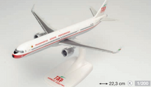 613316   Herpa Snap-Fit (Wooster) 1:200   TAP Air Portugal Airbus A321neo - Retro 75th anniversary colors – CS-TJR  is due: September-2021