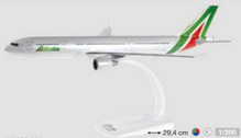610933-001   Herpa Snap-Fit (Wooster) 1:200   Alitalia Airbus A330-200 – EI-EJK Giotto   is due: September-2021