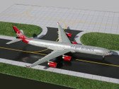 GJVIR821 | Gemini Jets 1:400 1:400 | Airbus A340-600 Virgin Atlantic 'Scarlet Lady' G-VRED