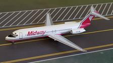 ACN940ML | Aero Classics 1:400 | DC-9-30 Midway N940ML