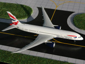GJBAW822 Gemini Jets 1:400 Boeing 787 Dreamliner British Airways G-BDRM