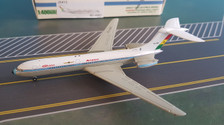 JX413 Jet-x 1:400 Vickers VC-10 Ghana Airways 'Blue Cheatline' (Red Titles) 9G-ABO