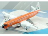 JX435 Jet-x 1:400 Lockheed L-188 Electra Braniff 'Orange' N9706C
