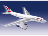 SM747-64HB | Premier Planes 1:250 | Boeing 747-400 British Airways