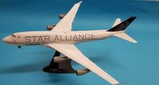 550635 | Herpa Wings 1:200 | Boeing 747-400 Lufthansa D-ABTH, 'Star Alliance'