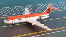 ACGAWBL2 | Aero Classics 1:400 | BAC-111 Gulf Air G-AWBL (Cambrian colours)