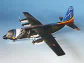 HG6412 Hogan Die-cast 1:200 Lockheed C-130 Hercules Belgium Air Force '20th Anniversary'