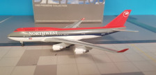DRW55470 Dragon Wings 1:400 Boeing 747-400 Northwest Airlines