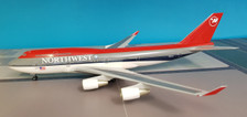 550178 Herpa Wings 1:200 Boeing 747-400 Northwest
