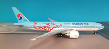 550376 Herpa Wings 1:200 Boeing 777-200 Korean Air 'World Cup'