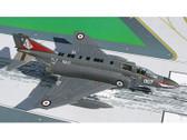 GARNS4003 Gemini Aces 1:72 McDonnell Douglas F-4 Phantom FG.1 Royal Navy Fleet Air Arm 892 Squadron, 'Last FLight Colours', 007