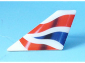 PIN045 | Lapel Pins | Tail Pin - British Airways