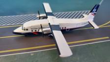 AK2010 | AK 200 Models 1:200 | Shorts 360 British Airways G-ISLE, Loganair 'Landor'