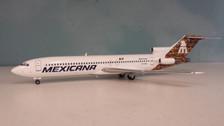 JXL012 | Jet-x 1:200 | Boeing 727-200 Mexicana XA-MXA, 'Mexicapan'