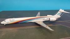 JXL031B McDonnell Douglas MD-90 JAS 'Rainbow Cruising Scheme #3' JA8063